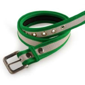 Gallo-En-Fuego-Fire-Hose-Belt-Mens-GreenTan-Medium-0