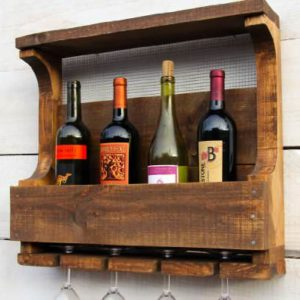Reclaimed-Wood-Wine-Rack-Dark-Walnut-0