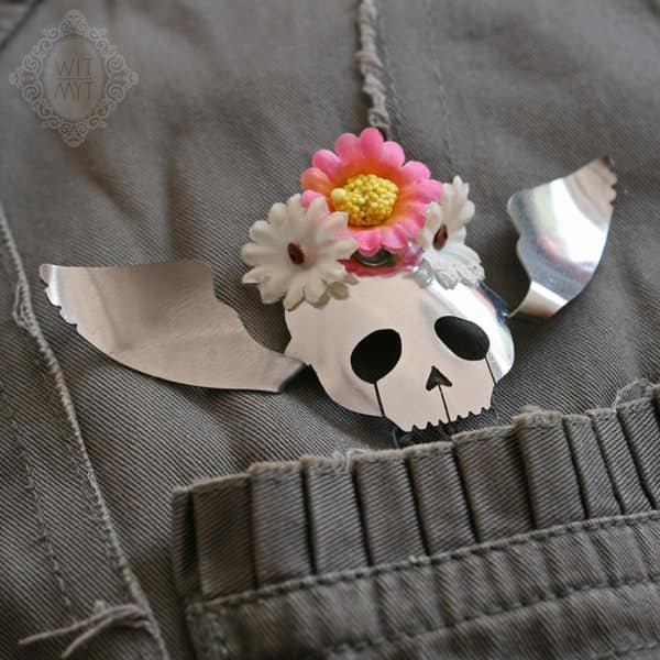 Death by Spoon Upcycled Jewelry Ideas