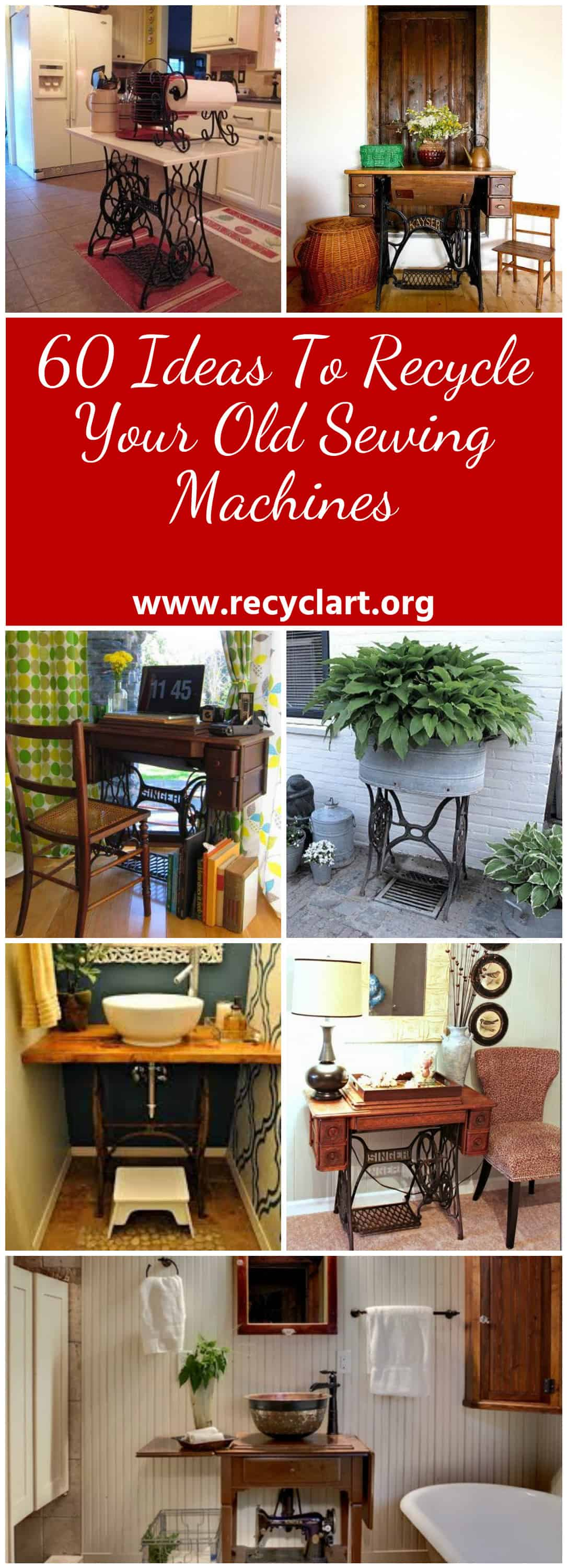 recycle sewing machine