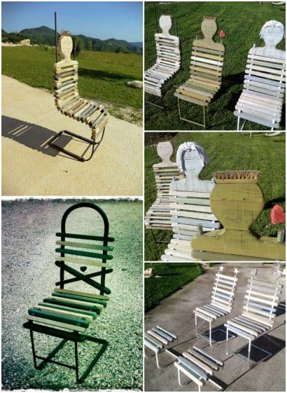 Recycled Chair