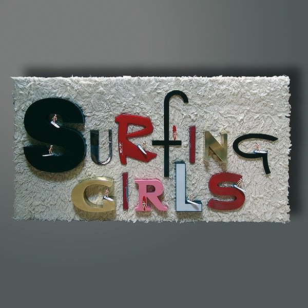 Recycled Surfing Sculptures Recycled Art