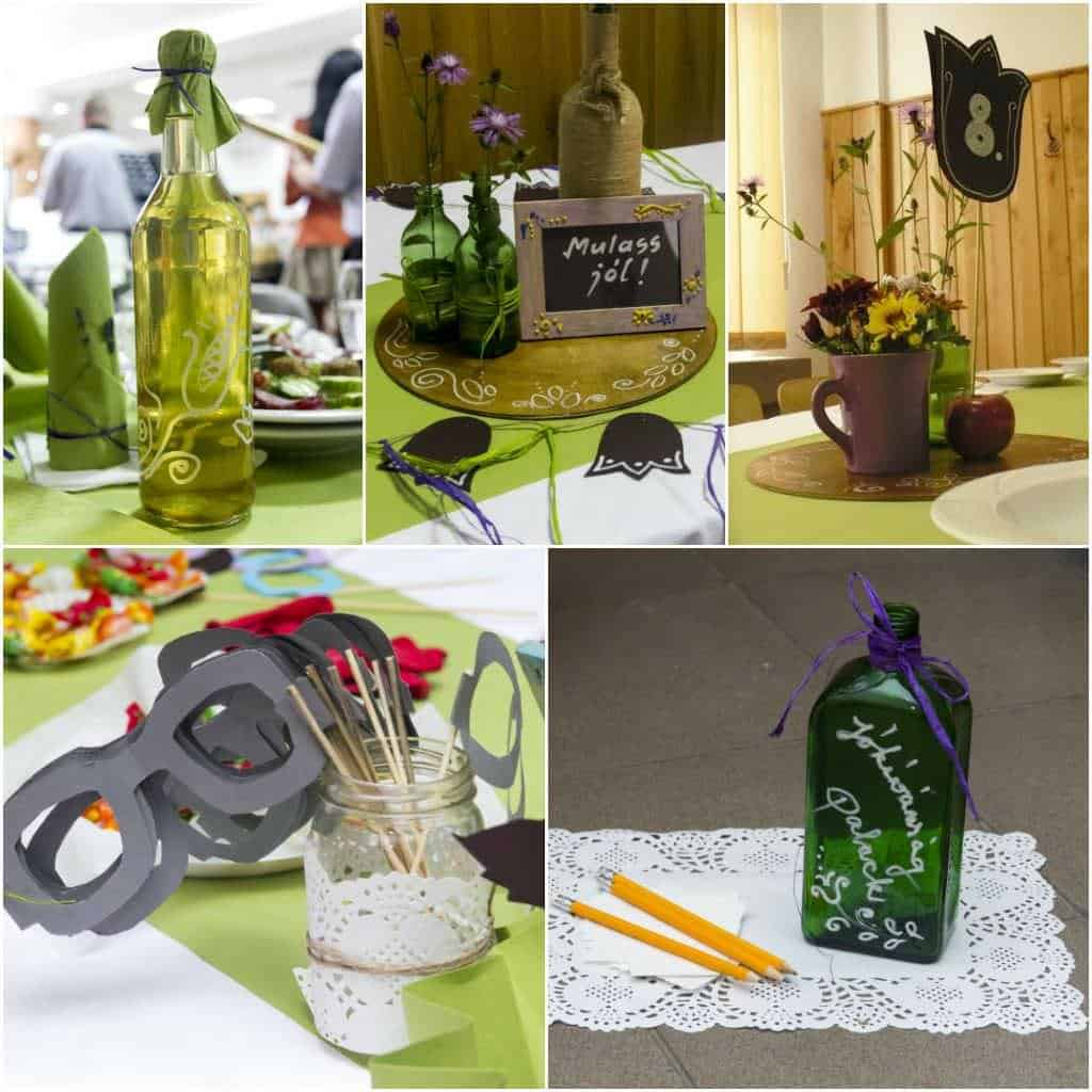 Diy Recycled Bottles For Wedding Decorations O Recycled Ideas O Recyclart
