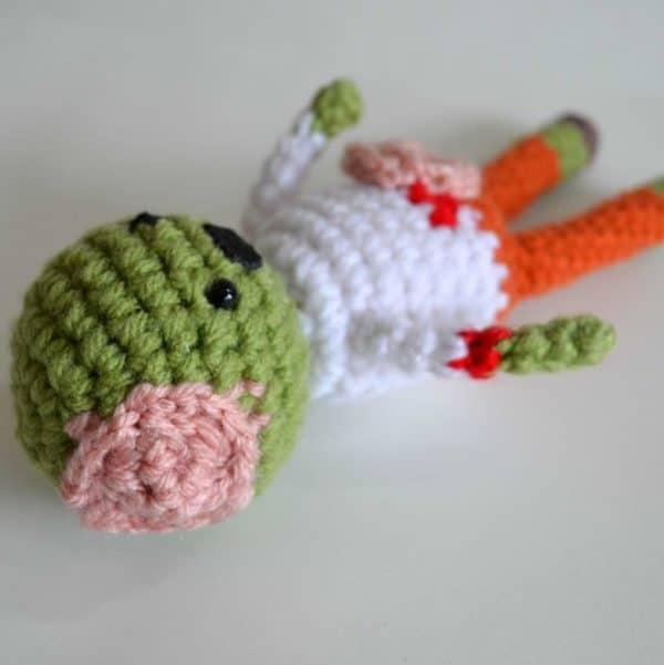 Zombie Crocheted Pattern Do-It-Yourself Ideas