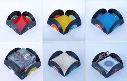 Vinyl case