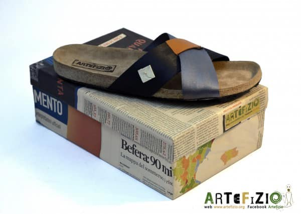 Sandal man - Seatbelts Giacomo Accessories