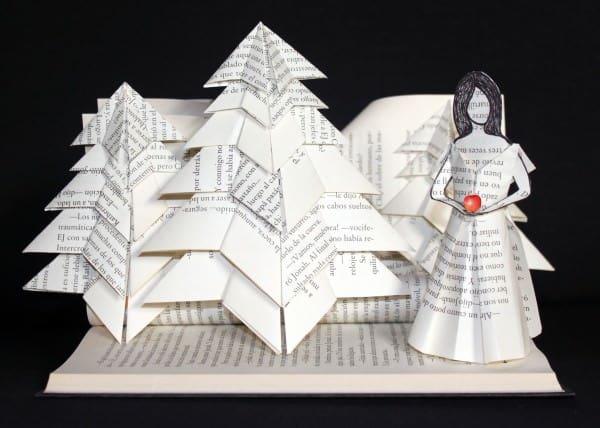 Altered books Art 01
