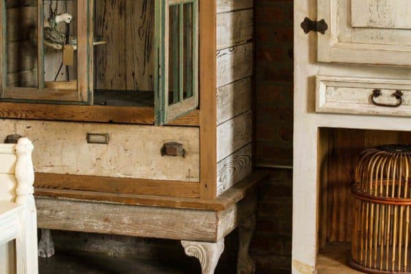 Repurposed Kentucky Cabinet Recycled Furniture