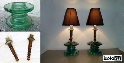 Isolavis Lamps