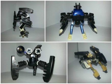 Scrap Robots Art