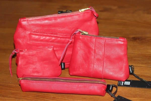 Upcycled Leather Jacket-to-bag Accessories Clothing