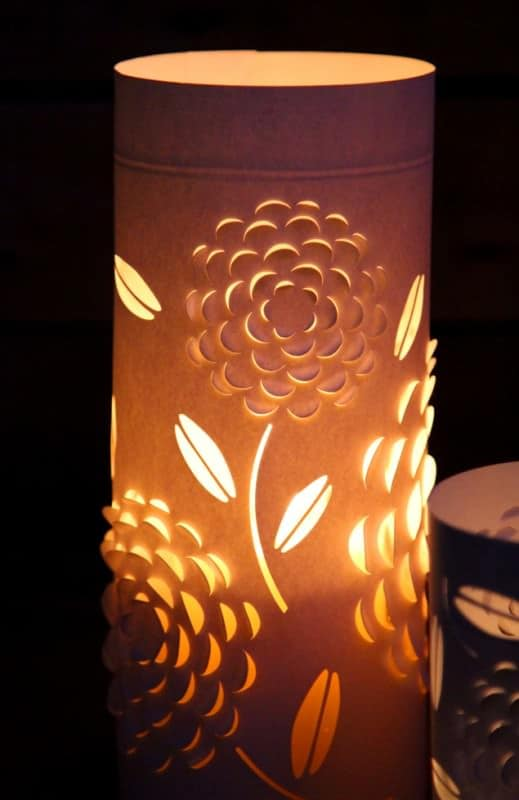 Re-purpose Old Glass into Unique Lanterns Accessories Do-It-Yourself Ideas
