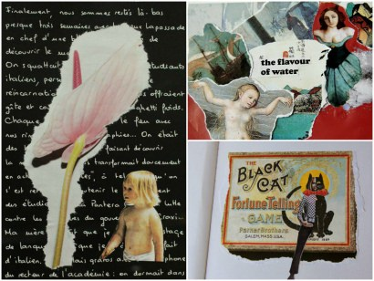 Collage & illustrations by Silvia Alberdi