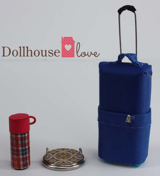 Dollhouse Accessories Made From Recycled Batteries Accessories