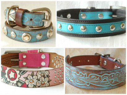 Recycled Leather gets a new Leash on life!