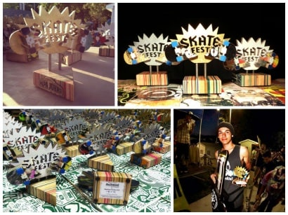 Epic Event, Rad Trophies to Benefit a Great Cause