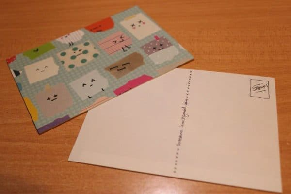 Diy: Upcycled Postcards Do-It-Yourself Ideas