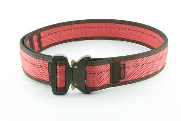 Hero Cobra Belt from Recycled Fire Hose Accessories