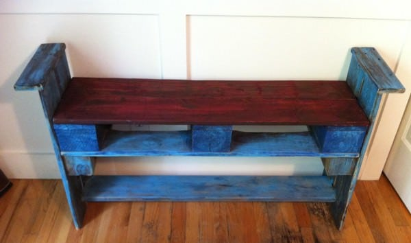 Blue Pallet Creations by Something Southernelle Recycled Pallets