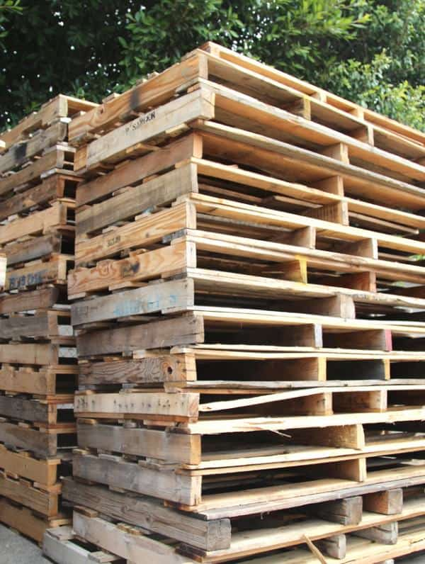 All About Pallets! Recycled Pallets