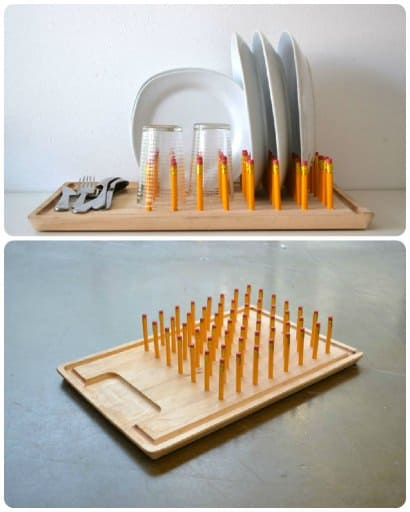 DIY : Pencil organizer