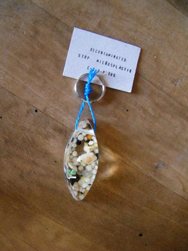 Recycled Plastic Into Key Rings Accessories Recycled Plastic