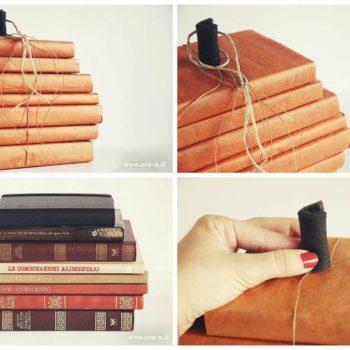 DIY: Halloween book pumpkin