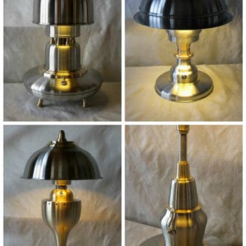 Upcycled Lamp Science