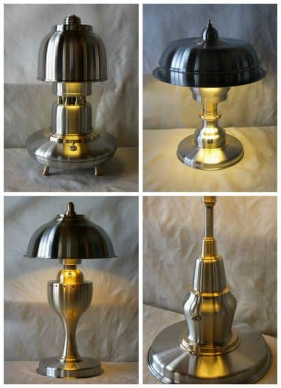Upcycle Lamp Science