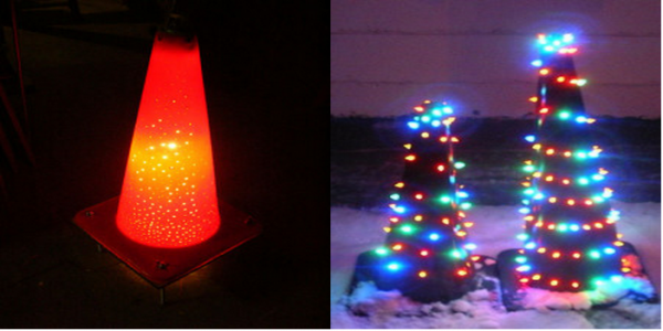 Simple Projects That Brighten the Night Do-It-Yourself Ideas
