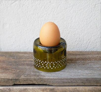 Bottle eggcups