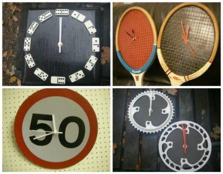 Wombling for Clocks