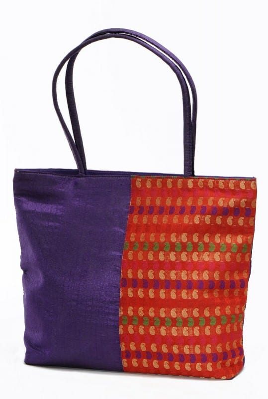 From a Saree to a Bag Clothing