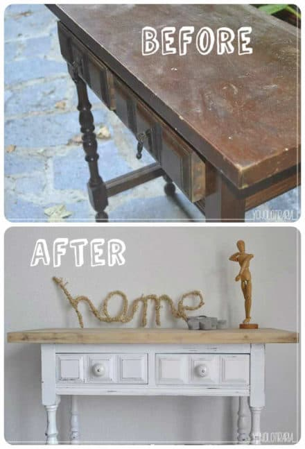Renovating Old Furniture