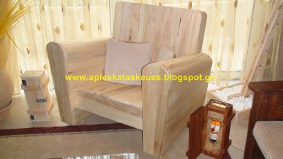 Pallet Chair (no5)