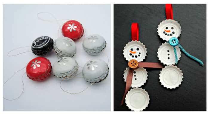 Ideias Criativas Para Fazer Uma Decoração De Natal Bonita Do-It-Yourself Ideas