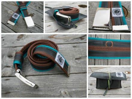 Review: Felvarrom Recycled Innertube Belts (And Win It!)