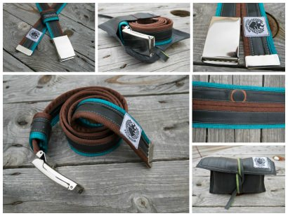 Review: Felvarrom Recycled Innertube Belts (And Win it!)