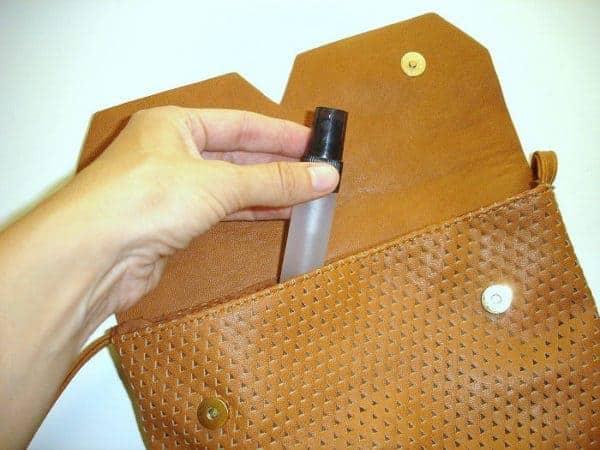 Diy: Un Frasco De Perfume Para El Bolso Recycled Packaging