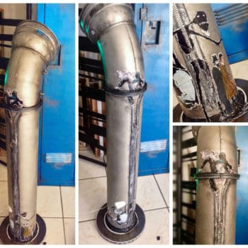 Lampe Industrielle / Industrial Lamp