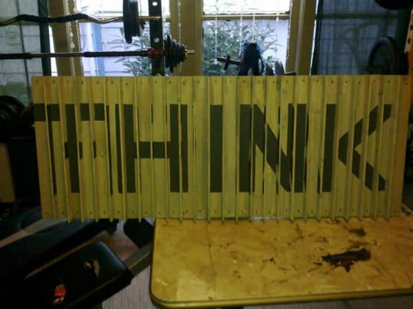 Hang up and Think.... Do-It-Yourself Ideas Recycled Art
