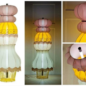 Lampshades Floor Lamp