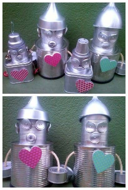 Els homes llauna / The Tin Man