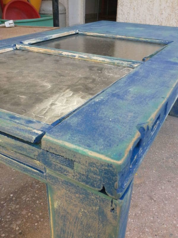 Upcycled Door Table Recycled Furniture