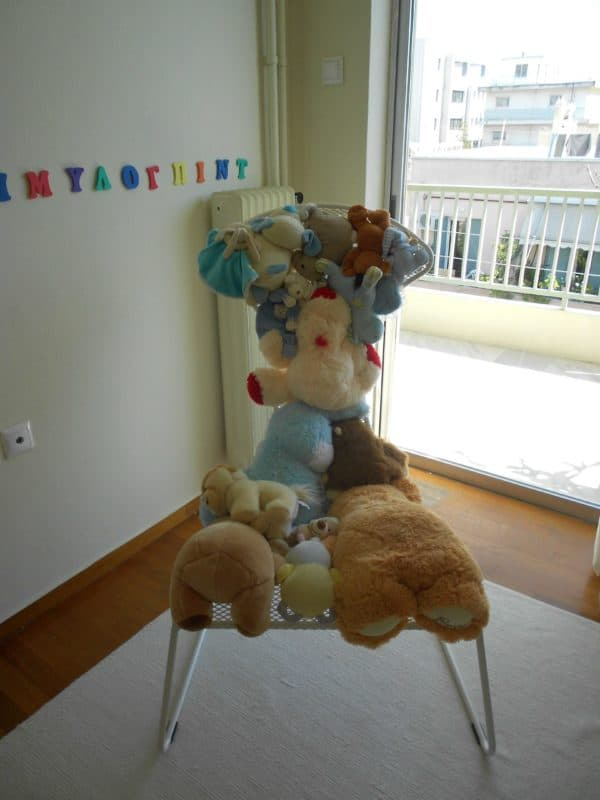 Diy: Toys Patchwork Chair Do-It-Yourself Ideas Recycled Furniture