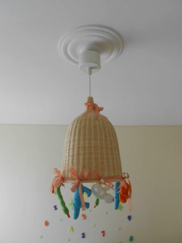 Custom Kid Ceiling Lamp Lamps & Lights
