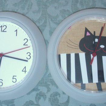 Transformando La Esfera De Un Reloj / Clock Relooking