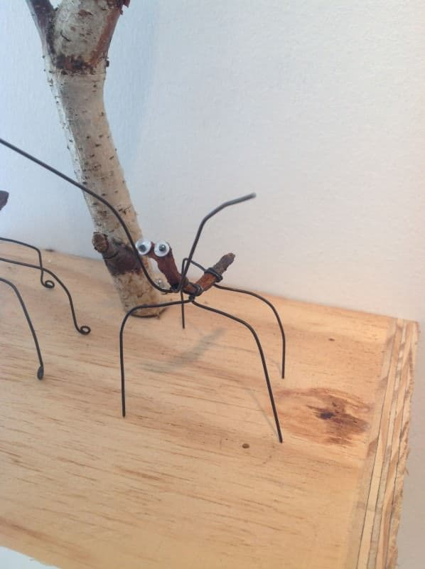 Insects From Recycled Materials Recycled Art