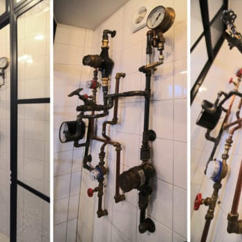 Bathroom Hydraulic Installation