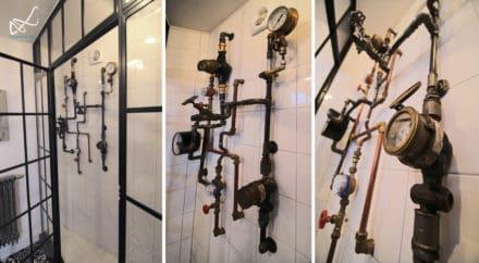 Bathroom Hydraulic Installation